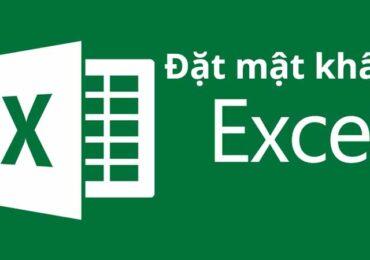 Hướng dẫn đặt mật khẩu cho Excel đơn giản nhất
