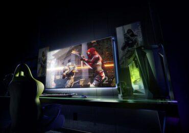 CES 2018: NVIDIA giới thiệu màn hình gaming 65 inch 4K 120Hz, hỗ trợ G-Sync