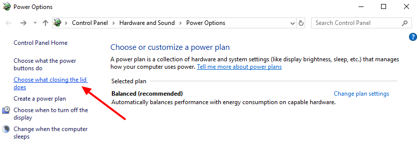 Cách gập máy tính laptop vẫn nghe được nhạc win 10