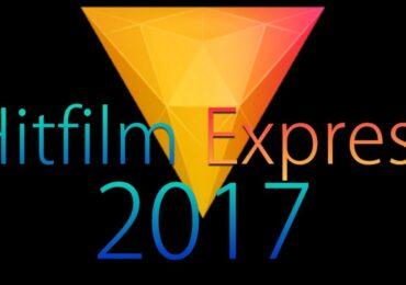 Download HitFilm Express 2017 – Phần mềm chỉnh sửa Video