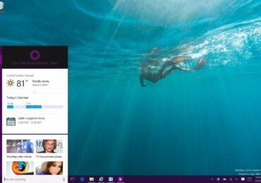 Cách bật và tắt Cortana trên Windows 10