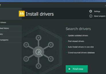 Cài đặt Full Driver máy tính chỉ với DriverHub trong nốt nhạc