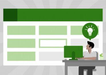 Share trọn bộ khóa học Luyện Excel từ cơ bản đến nâng cao