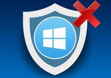 Cách tắt Windows Defender chỉ với 1 click