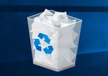 Cách giới hạn dung lượng Recycle Bin trên máy tính Windows 10