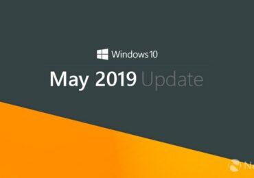 Bản cập nhật tháng 5 của Windows 10 yêu cầu dung lượng ổ cứng trống đến 32GB khi cài mới