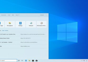 Giao diện Light và bộ gõ TELEX tốt nhất trong bản update Windows 10 May 2019