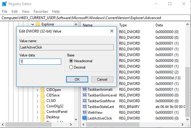 Chia sẻ những mẹo tùy chỉnh Registry để tối ưu hóa trải nghiệm sử dụng Windows 10 của bạn