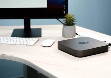 Mac mini M1 lên top 1 thị trường PC tại nhật bản về doanh thu